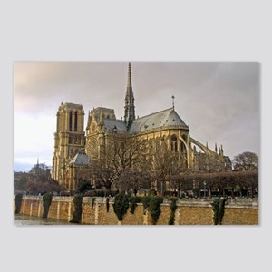 notre damemouse1 Postcards (Package of 8)