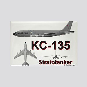 KC-135A Stratotanker Rectangle Magnet