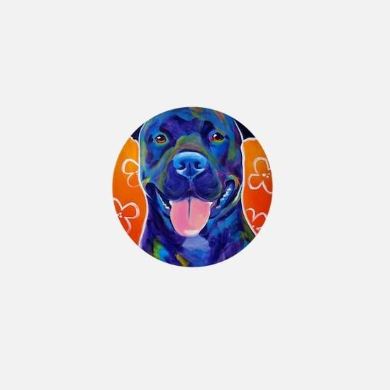 Mastiff #7 Mini Button