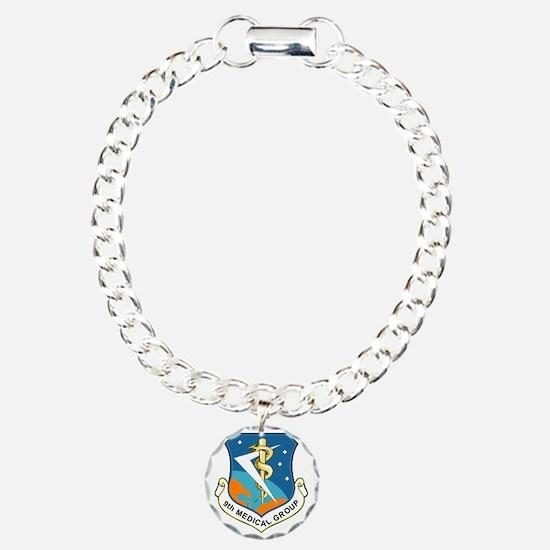 9th Medical Group Bracelet