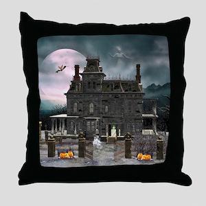 hh1_60_curtains_834_H_F Throw Pillow