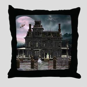 hh1_ipad Throw Pillow