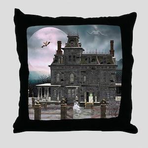 hh1_ipad2cover Throw Pillow