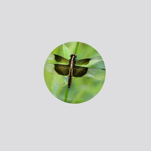 Dragonfly Mini Button