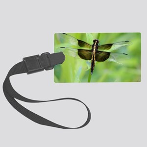 Dragonfly Large Luggage Tag