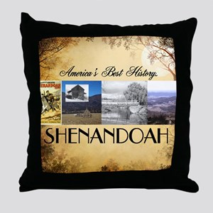 shenandoah1 Throw Pillow