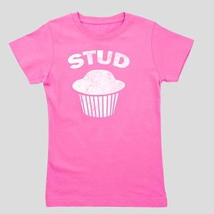 Stud Muffin Girl's Tee