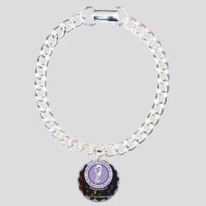 March on Springfield--So Charm Bracelet, One Charm