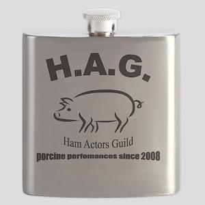 Ham Actors Guild  Flask
