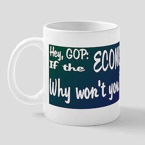 Help the Poor Mug