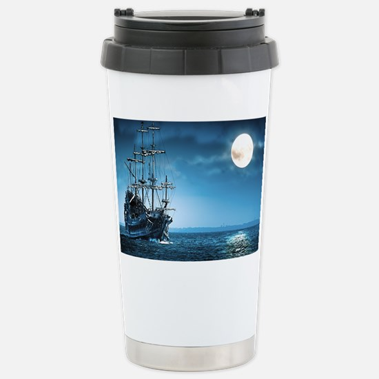 3x5_Rug39 Stainless Steel Travel Mug