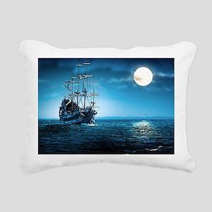 5x7_Rug37 Rectangular Canvas Pillow