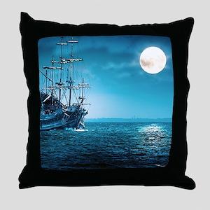 blanket96 Throw Pillow