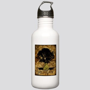 Meditate Stainless Water Bottle 1.0L