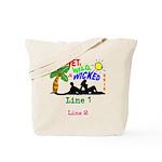 WWW2018 Transparent Tote Bag
