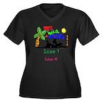 WWW2018 Transparent Plus Size T-Shirt