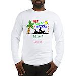 WWW2018 Transparent Long Sleeve T-Shirt