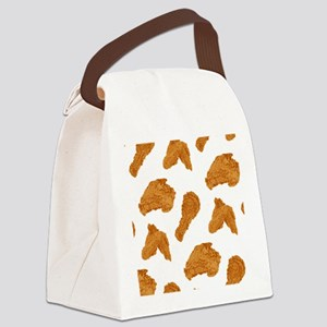 Fried Chicken Canvas Lunch Bag