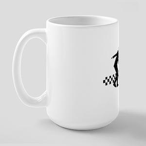Ska On! Large Mug