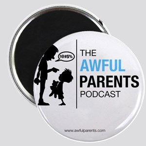 Awful Parents Podcast Black Magnet
