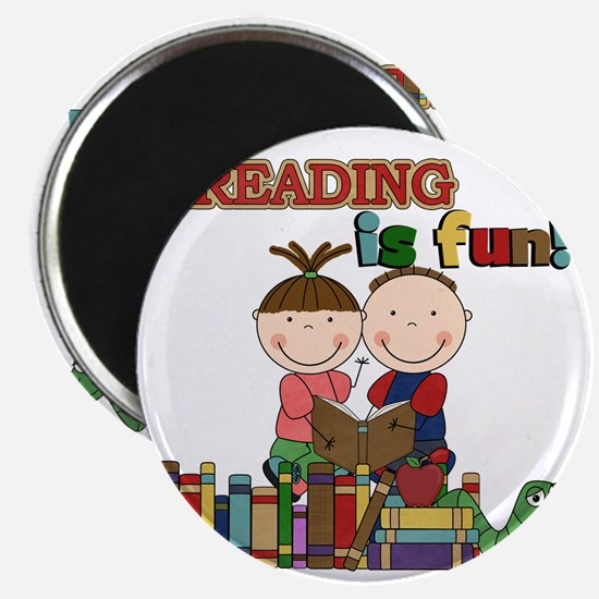 Reading is Fun Magnet