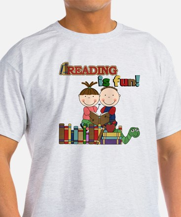 Reading is Fun T-Shirt