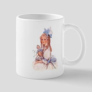 Phoebe by Harrison Fisher 11 oz Ceramic Mug