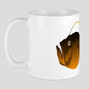 Deep Sea Anglerfish t Mug