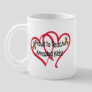 Proud to Teach Mug