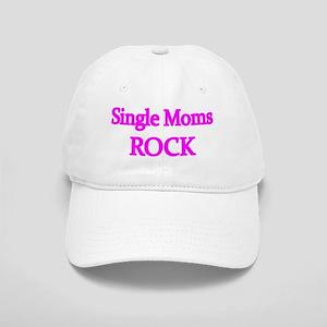 SINGLE MOMS ROCK Cap