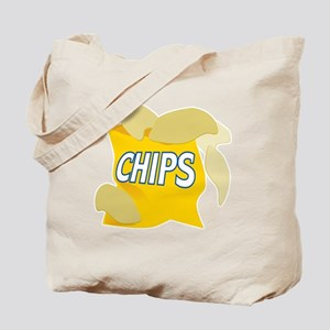 bag of potato chips Tote Bag