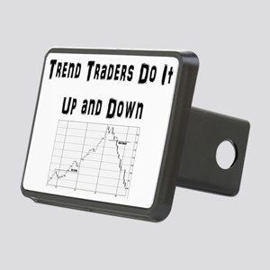 Trend traders do it up and Rectangular Hitch Cover