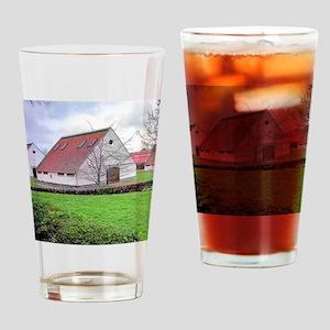 Gainesway Farm Drinking Glass