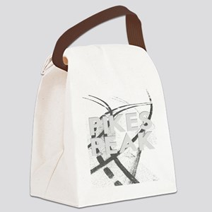 Pikes Peak  2800 x 2800 for dark Canvas Lunch Bag