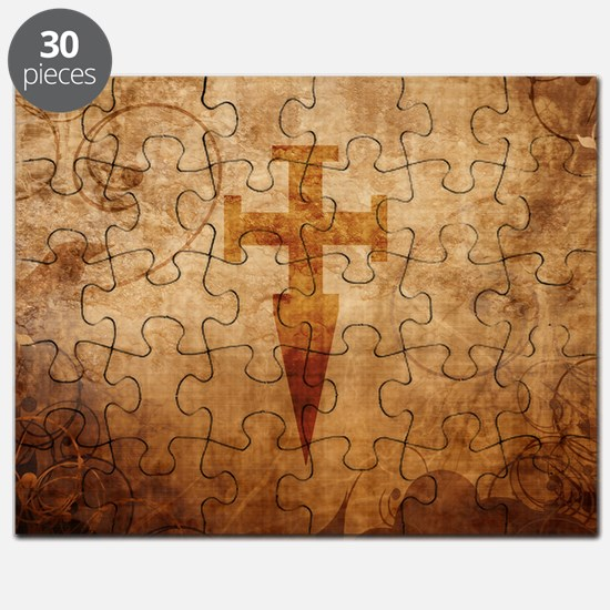 German Cross Puzzle