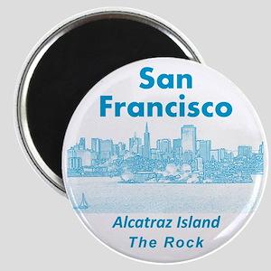 SanFrancisco_10x10_v1_AlcatrazIsland_Blue Magnet