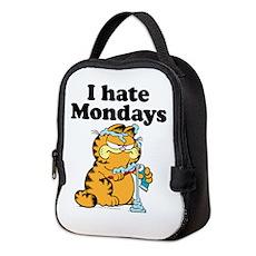 I Hate Mondays Neoprene Lunch Bag