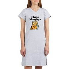 I Hate Mondays Women's Nightshirt