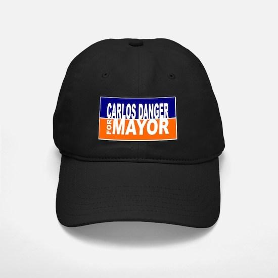 Carlos Danger for Mayor Baseball Hat