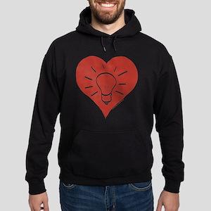Love - Ideas Hoodie (dark)