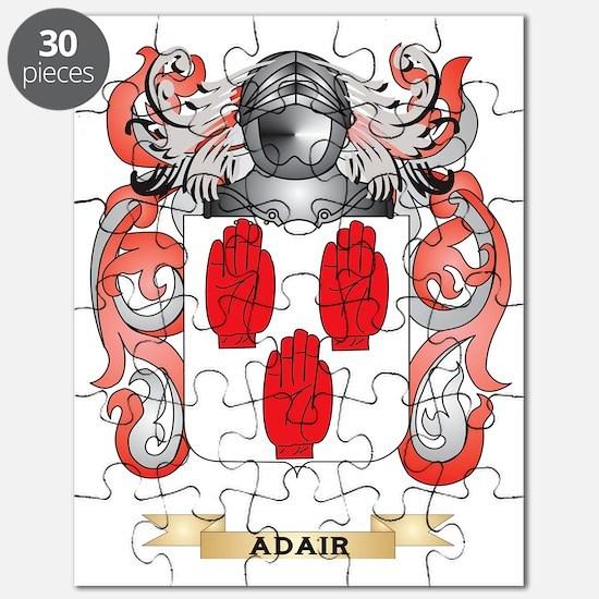 Adair Coat of Arms Puzzle