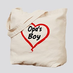 OPAS BOY Tote Bag