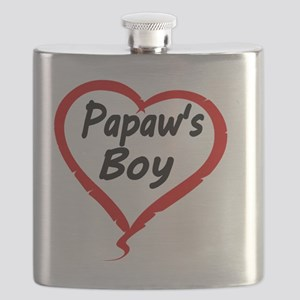 Papaws Boy Flask