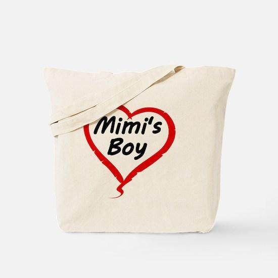 MIMIS BOY Tote Bag