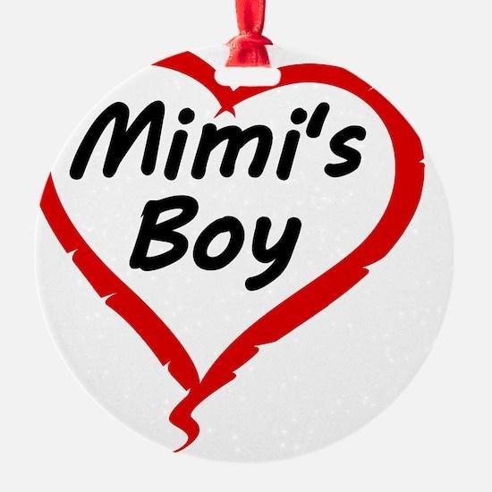 MIMIS BOY Ornament