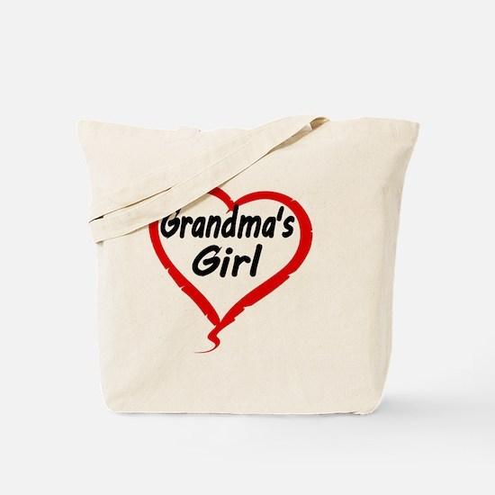 GRANDMAS  GIRL Tote Bag