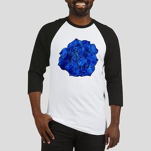 Blue Rose Baseball Jersey