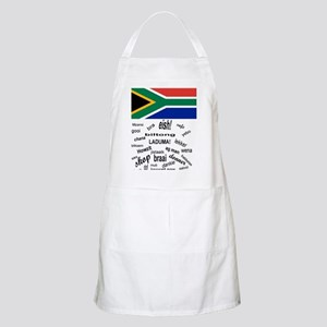 South African Slang Apron
