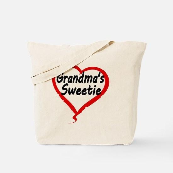 GRANDMAS  SWEETIE Tote Bag