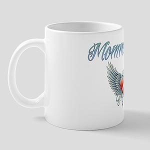 Mommas Boy Mug